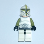 Lego Star Wars  Clone Trooper Sergeant 75000 minifigure @sold@